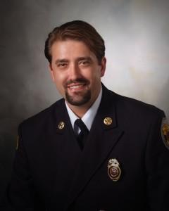 Fire Chief Jake Bennett
