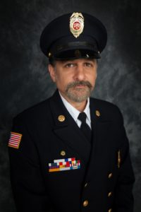 Toby Archer, Assistant Chief